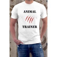 Camiseta animal trainer