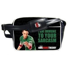 BANDOLERA BIG BANG THEORY SHELDON